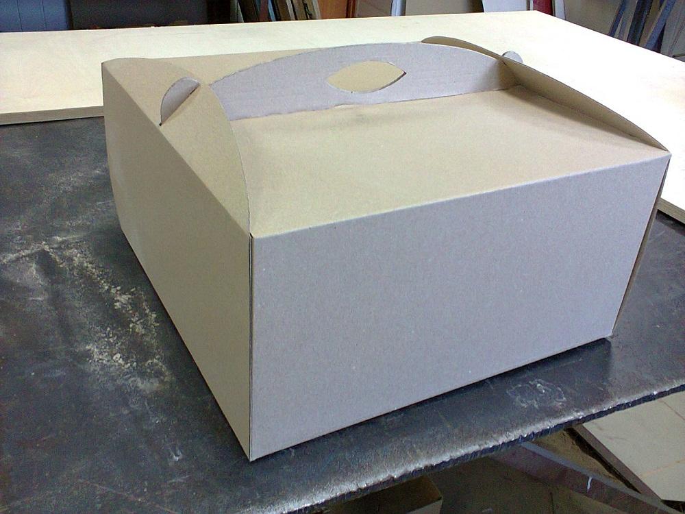 качественная упаковка для тортов