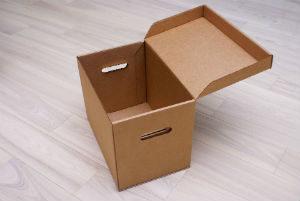 архивный короб для хранения документации