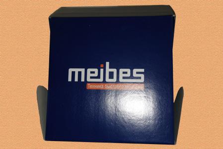 кашированная упаковка с логотипом Meibes#032