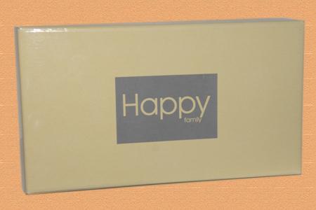 обувная коробка с логотипом Happy