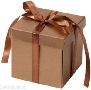 презентабельная подарочная упаковка