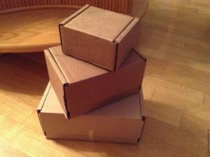 самосборные коробки из картона