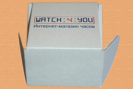 самосборные коробки #002