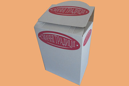 самосборные коробки #024
