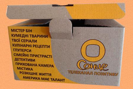 самосборные коробки #027