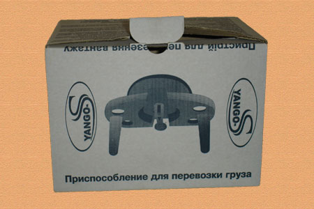 самосборные коробки #038