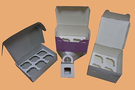 упаковки для кексов #001