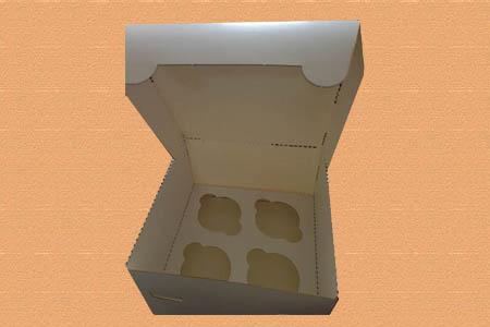 коробки для кексов #005