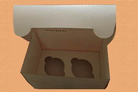 коробки для кексов #006