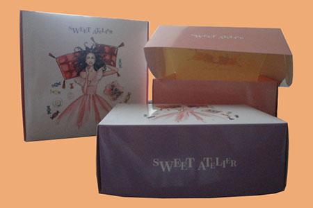 упаковки для тортов #015