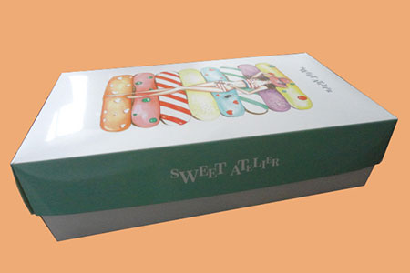 упаковка для торта #016