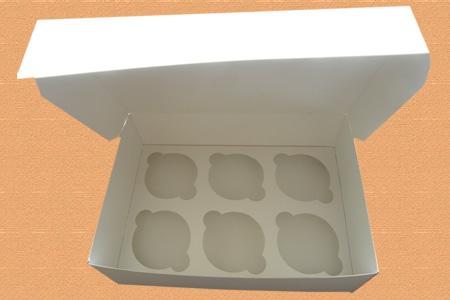 коробка для кексов #018