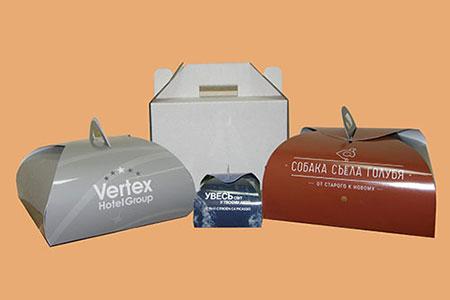 упаковки для тортов #019