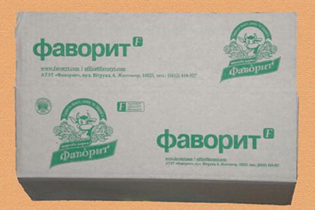 гофрированная упаковка с логотипом #002
