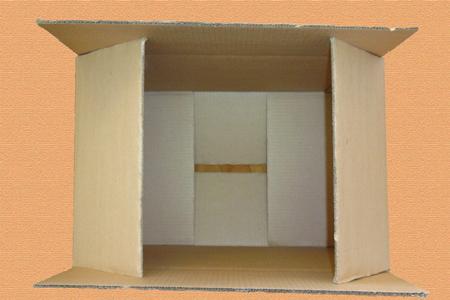 гофрированная упаковка #003