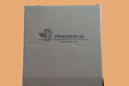 гофрированная упаковка #005