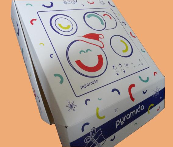 Подарочная упаковка #016