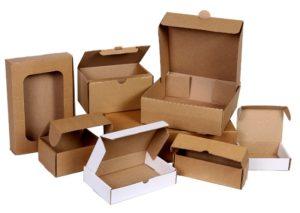 самосборные коробки в киеве