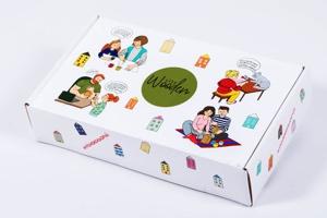 упаковки для игрушек